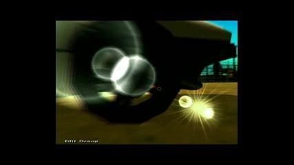 Ryo elegy with black and yellow wheels