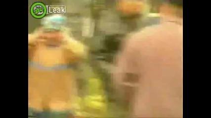 Мечка напада жена