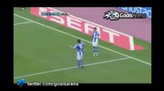 Реал Сосиедад 2 - 2 Барселона ( Испанската Примера Дивисион ) 10.09.2011г.
