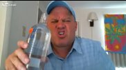 Да изпиеш бутилка водка за 9 секунди