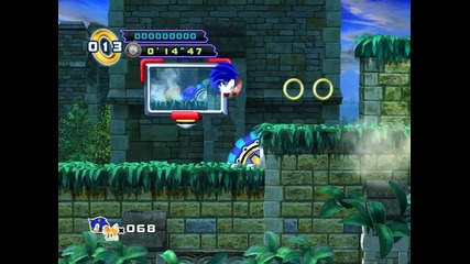 Sonic 4 Episode 2 Test