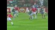 Победата на Манчестер Юнайтед срещу Баяр Мюхен на шампийонската лига с 2 - 1