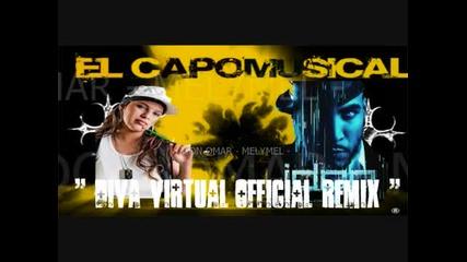 Don Omar Ft Melymel - Diva Virtual ( Official Remix )