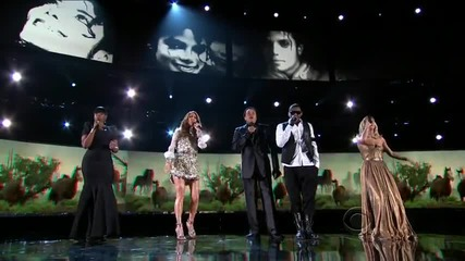 [hd]tribute to Michael jackson garammy awards 2010