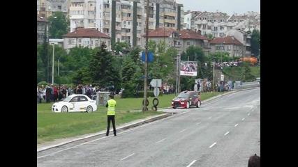Писта Русе 2011, старт над 2000 куб.см