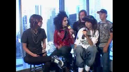 Tokio Hotel Interview - Kim Stolz 2