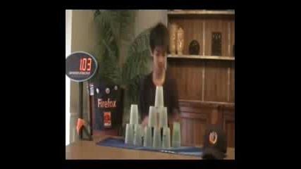 Steven Purugganan — the worlds fastest Sport Stacker