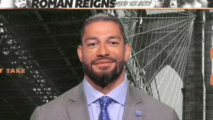 Roman Reigns talks about his courageous battle against leukemia on ESPN's First Take