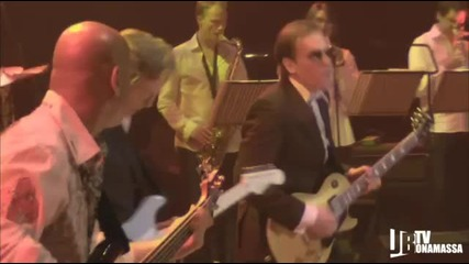 Eric Clapton Plays with Joe Bonamassa Live on Joe_s Euro Tou