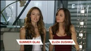 Summer Glau and Eliza Dushku Host the Terminator_dollhouse D