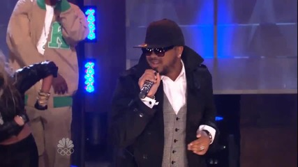 Gangsta Luv (feat. The - Dream) Live Performance