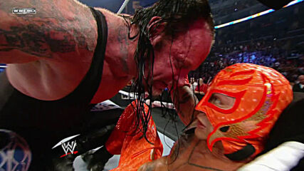 Kane vs. Rey Mysterio - World Heavyweight Title Match: SummerSlam 2010 (Full Match)