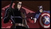 Отмъстителите: Най-могъщите герои на Земята / Капитан Америка и Зимният Войник срещу Червеният Череп