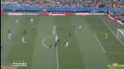 25.06.2014 Босна и Херцеговина - Иран 3:1 (световно първенство)