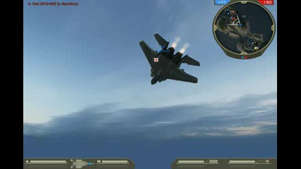 Battlefield 2 Air Tricks