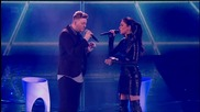James and Nicole sing Make You Feel My Love The X Factor Uk 2012
