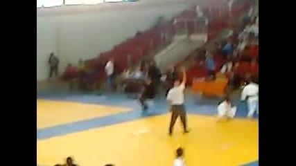 Kristiqn Rizov - Judo love vs A.qnkov H.d Sliven