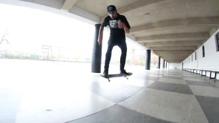 Trick Cheats with Kenny - Nollie Front Flip