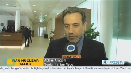 Iran Stresses End-June Deadline as Nuclear Talks Press on