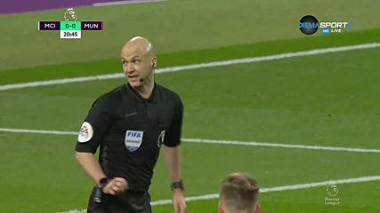 Ман Юнайтед удари първи в дербито на Манчестър