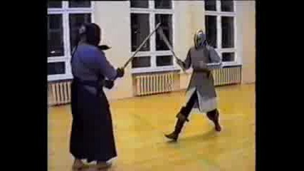 Kendo : Kendo Vs Knight