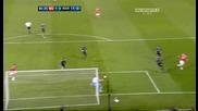 Манчестър Юнайтед 2 - 1 Марсилия Чичарито Гол *hq*