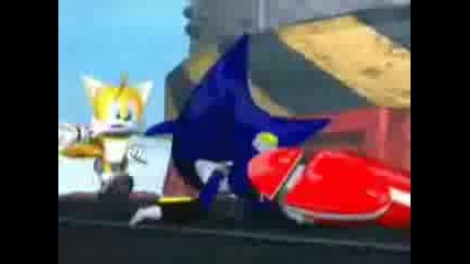 Sonic And Shadow - Super Sonic Music Video Vbox7
