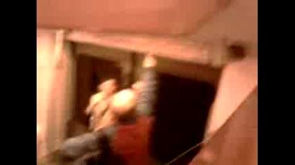Музикант Във Влак В Париж 2