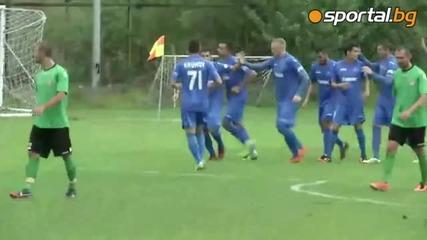 Приятелски мач: Левски - Ботев ( Враца ) 2:0