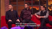 Op de bank met Take That - Goor Draait Door