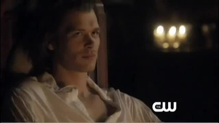 The Vampire Diaries 2x19 Klaus Short preview