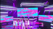 Girl's Day - Don't Forget Me [ Music Core 03.11.2012 ] H D