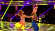 Simon Rimmer & Karen Clifton Samba to Copacabana by Barry Manilow - 2017