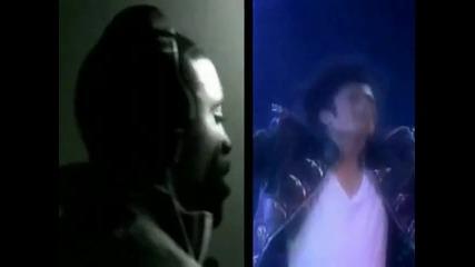 Akon ft. Michael Jackson - Wanna Be Starting Something ( H Q )