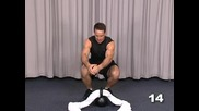 12 - Abdominals - 14 - Low Basin Towel Swings
