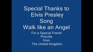 Elvis Presley - Walk Like An Angel (Devil In Disguise)