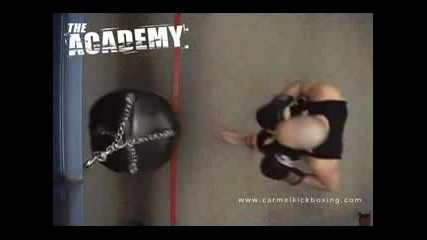 Muay Thai Training 6 - Elbows