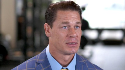 John Cena and FitOps profiled on CBS Evening News