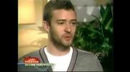 Justin Timberlake - Interview