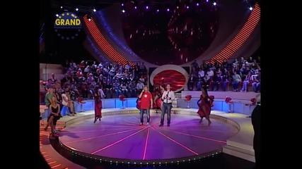 Dragi Domic i Djani - Trosio me zivot brate (Grand Show 25.05.2012)