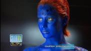 Jennifer Lawrence Departing From X-Men