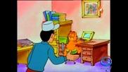 Гарфилд и приятели - Garfield and friends - Падаща звезда - Бг Аудио - * High Quality *