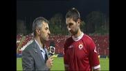 Тунчев: Държахме мача, сега искаме да бием Левски