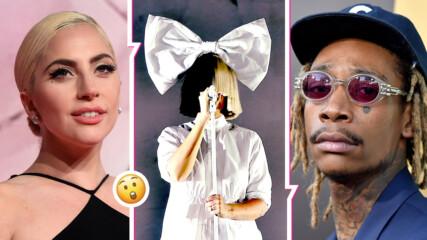 Уиз Халифа, Лейди Гага, Сиа - тези изпълнители възпяха покойници в хитовете си!