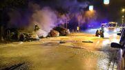 Germany: Two cars burned overnight in Berlin's Lichtenberg