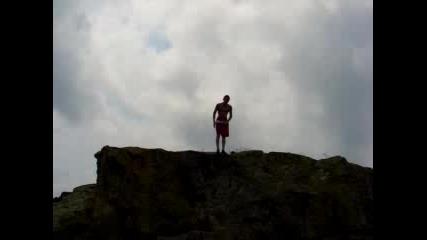 Отказа Се Да Скача От Високи Скали