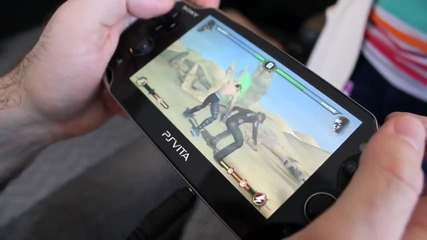 Mortal Kombat - P S Vita