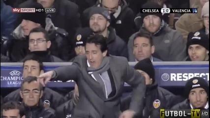 Челси - Валенсия 3:0
