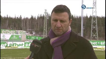 Костадин Ангелов оприличи Витоша на едно семейство