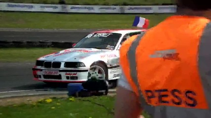 Bmw E36 V8 - Drift